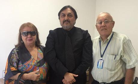 Benedito Fonsêca suscita reflexão dos Oficiais de Justiça no voto a Jair Pereira na Aojep