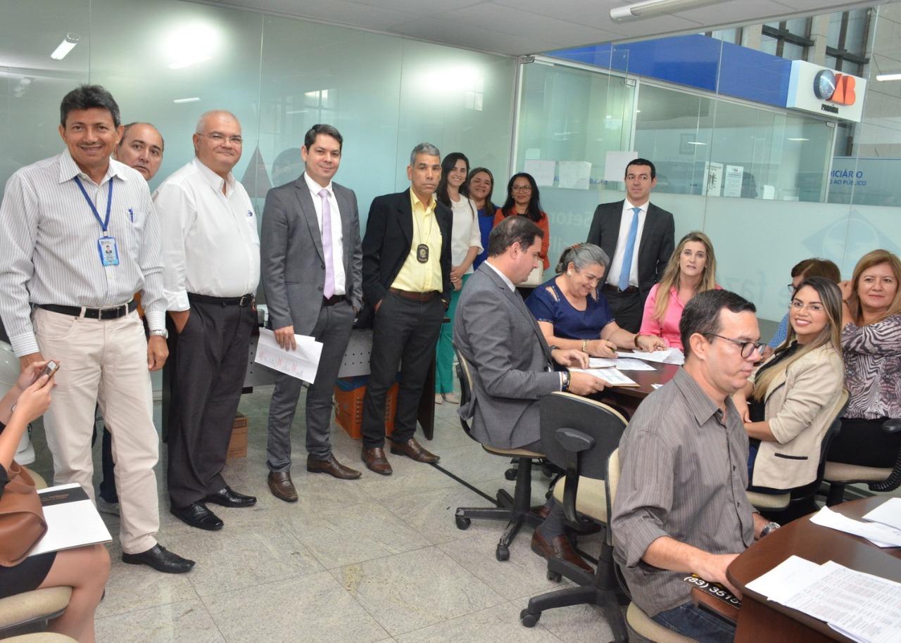 Oficiais de Justiça atuam como mediadores durante Semana da Conciliação