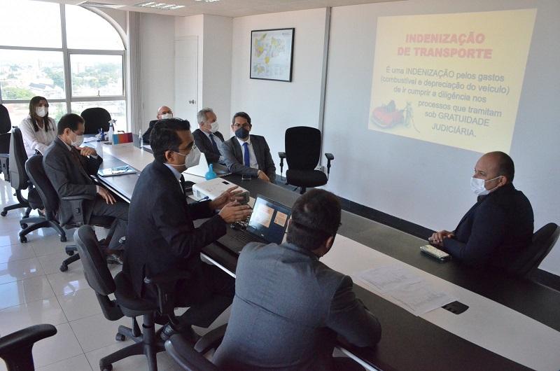 Sindojus-PB propõe emenda à Projeto de Lei que atenda interesses de Oficiais de Justiça e TJ